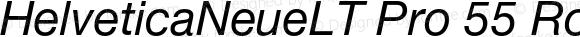 HelveticaNeueLTPro-It