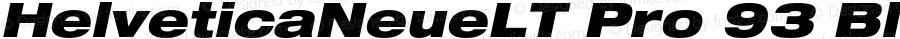 HelveticaNeueLTPro-BlkExO