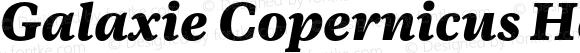 Galaxie Copernicus Heavy Italic
