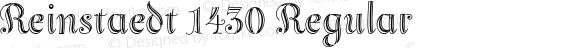 Reinstaedt 1430 Regular