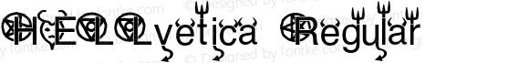 HELLvetica Regular 001.001