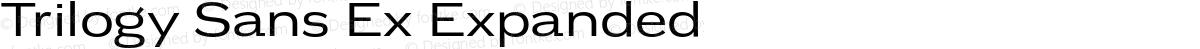 Trilogy Sans Ex Expanded