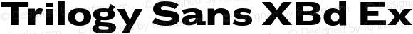 Trilogy Sans XBd Ex Expanded