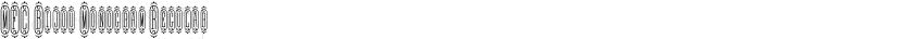 MFC Bijou Monogram Regular Preview Image