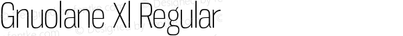 Gnuolane Xl Regular Version 2.001