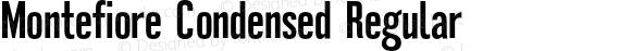 Montefiore Condensed Regular