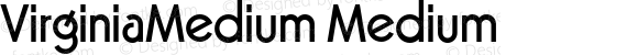 VirginiaMedium Medium
