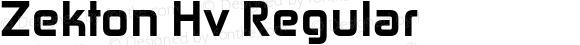 Zekton Hv Regular Version 4.001