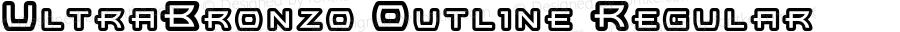 UltraBronzo Outline Regular 001.000