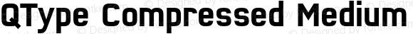 QType Compressed Medium Regular