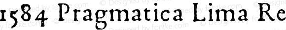 1584 Pragmatica Lima Regular Version 1.000