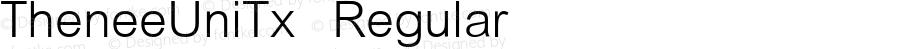 TheneeUniTx Regular Version 3.002