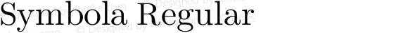 Symbola Regular