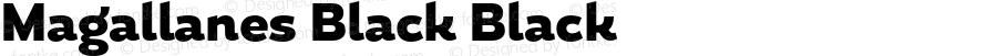 Magallanes Black Black 1.000