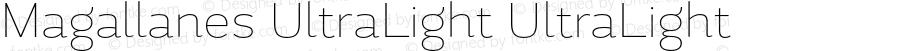 Magallanes UltraLight UltraLight 1.000