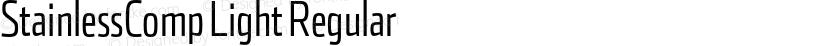 StainlessComp Light Regular Preview Image
