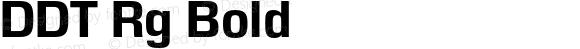 DDT Rg Bold