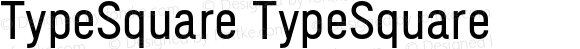 TypeSquare TypeSquare