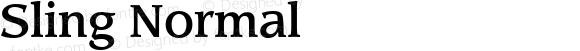 Sling Normal