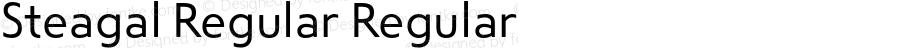 Steagal Regular Regular 1.000