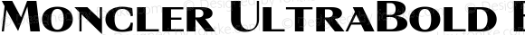 Moncler UltraBold Expanded