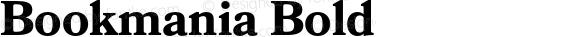 Bookmania Bold