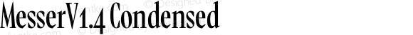 MesserV1.4 Condensed
