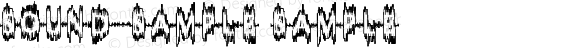 Sound-Sample Sample Version 1.00 January 26, 201