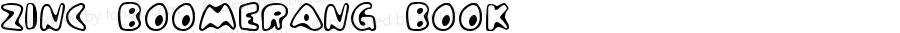 Zinc Boomerang Book Version Frog: 3.9.99 1.0
