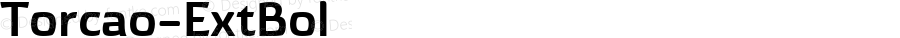 Torcao-ExtBol ☞ Version 1.000;com.myfonts.insigne.torcao.ext-bold.wfkit2.44E8