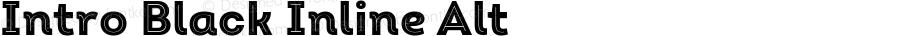 Intro Black Inline Alt