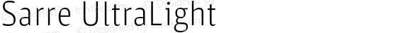 Sarre UltraLight