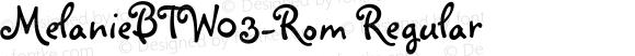 MelanieBTW03-Rom Regular Version 1.00