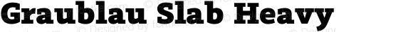Graublau Slab Heavy