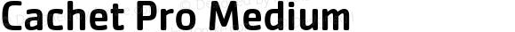 Cachet Pro