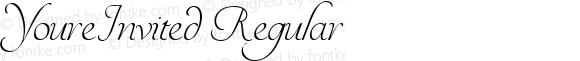 YoureInvited Regular