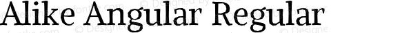 Alike Angular Regular Version 1.210