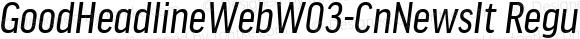 GoodHeadlineWebW03-CnNewsIt Regular Version 7.504
