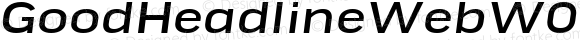 GoodHeadlineWebW03-ExdNewsIt Regular Version 7.504