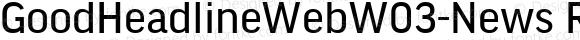 GoodHeadlineWebW03-News Regular Version 7.504