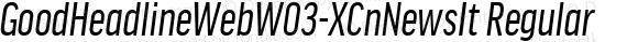 GoodHeadlineWebW03-XCnNewsIt Regular Version 7.504
