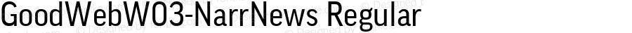 GoodWebW03-NarrNews Regular Version 7.504
