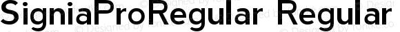 SigniaPro-Regular