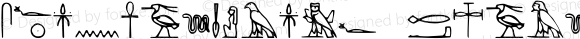 Yiroglyphics Regular