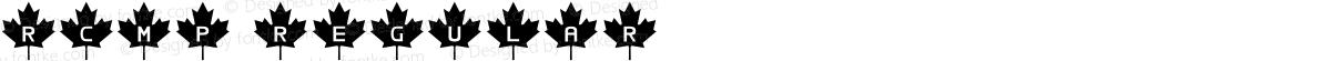 RCMP Regular