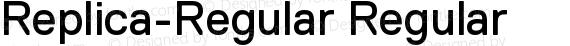Replica-Regular Regular preview image