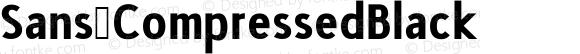 Sans CompressedBlack