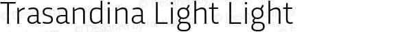 Trasandina Light Light