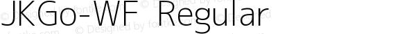 JKGo-WF Regular