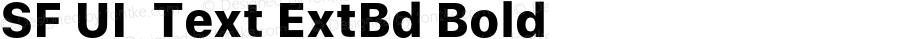 SF UI  Text ExtBd Bold 11.0d45e1--BETA